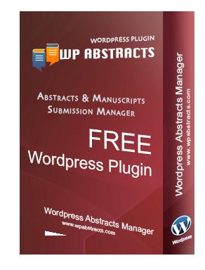 Wordpress Abstracts & Manuscript Plugin